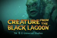 Creature from the Black Lagoon, czyli ohydny slot