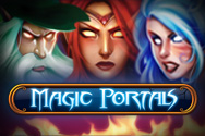Automat Magic Portals to magiczne portale do symboli Wild