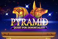 Slot Pyramid: Quest for Immortality sieci Netent