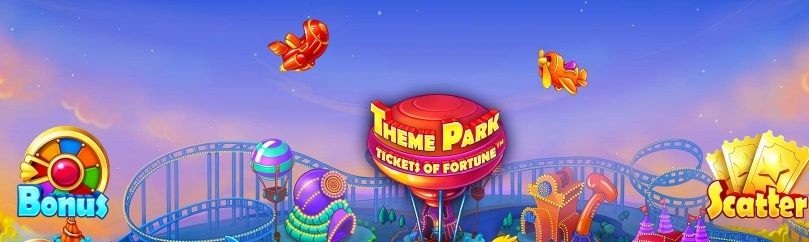 Darmowe spiny na theme park tickets of fortune royal panda 1