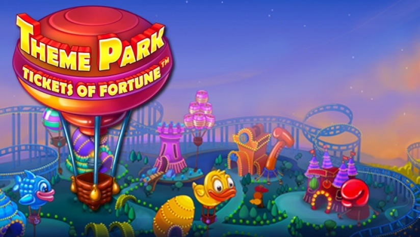 Darmowe spiny na theme park tickets of fortune royal panda 3